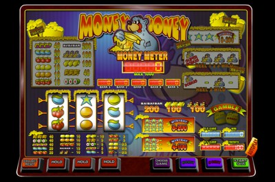 Money Honey fruitkast spelen!