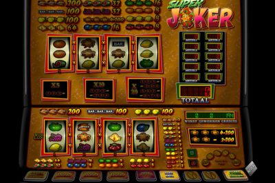 Super Joker fruitkast spelen Fruits4Real!